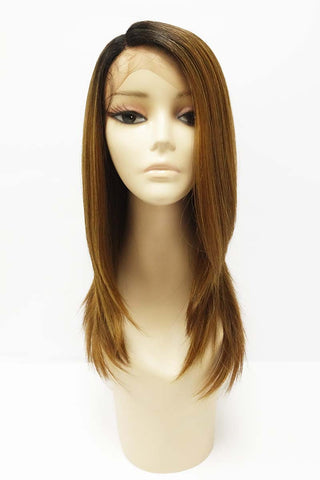 Selena | Synthetic Lace Front Wig With Deep Part