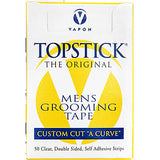 TOPSTICK TSC50 - CURVED HAIRPIECE TAPE