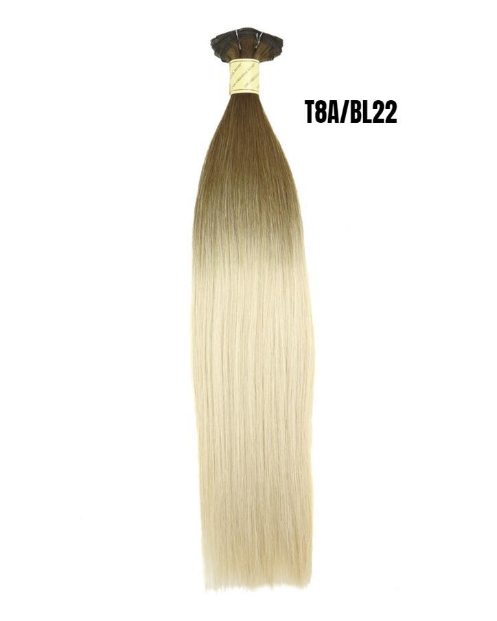 Bohyme Seamless Weft | 100% Human Hair Extensions