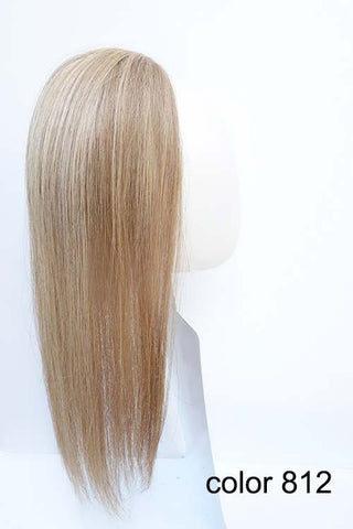 Bumper | 100% Human Hair Top Piece for Extra Volume