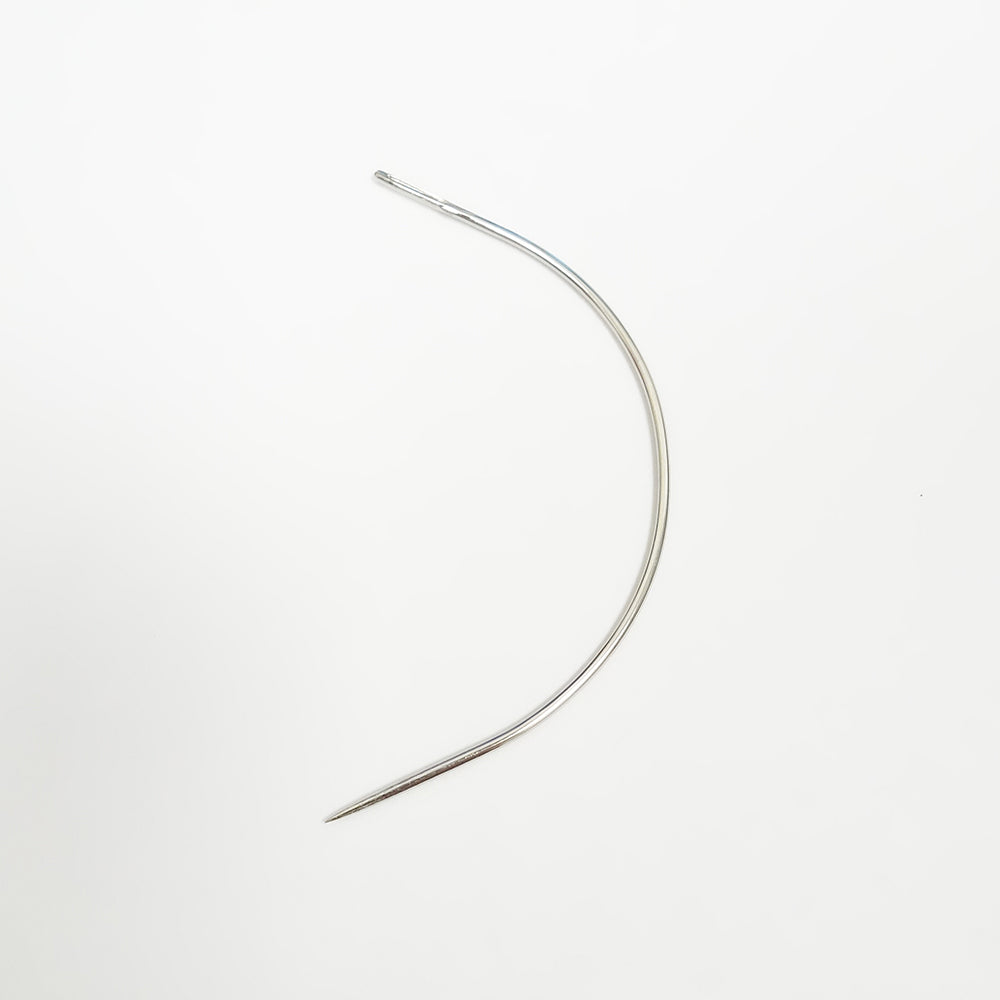 Weaving Needle - Curved Needle for Hair Extensions