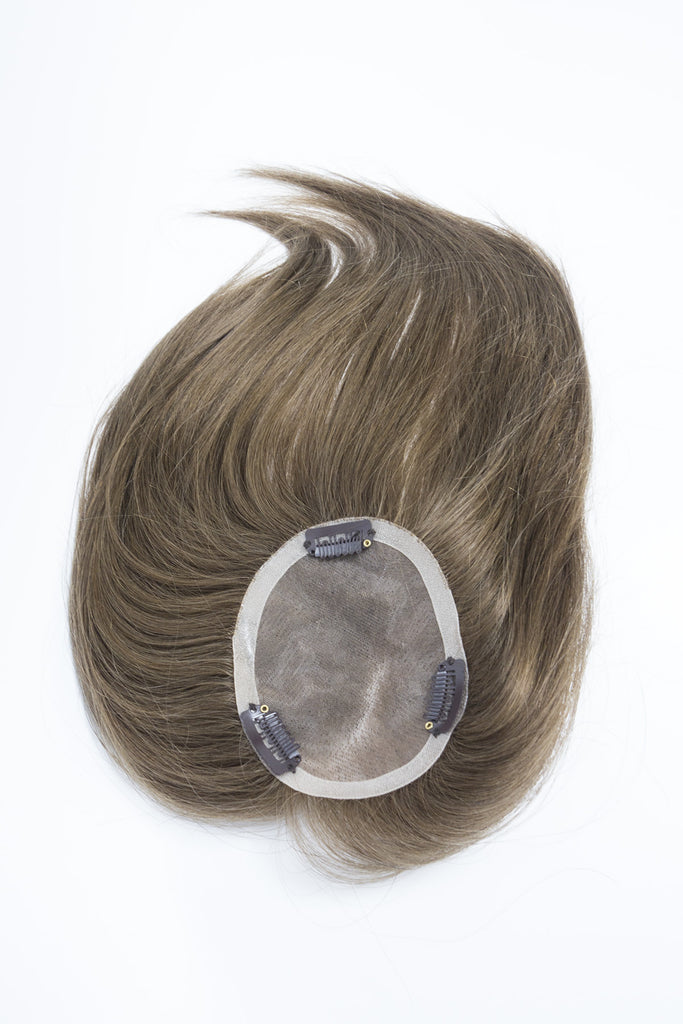 Hair Topper | 100% Human Hair Remi Clip in Hair Piece