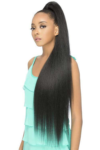 "Ariana Grande Style Ponytail | Heat friendly Synthetic 36"" Long Ponytail"