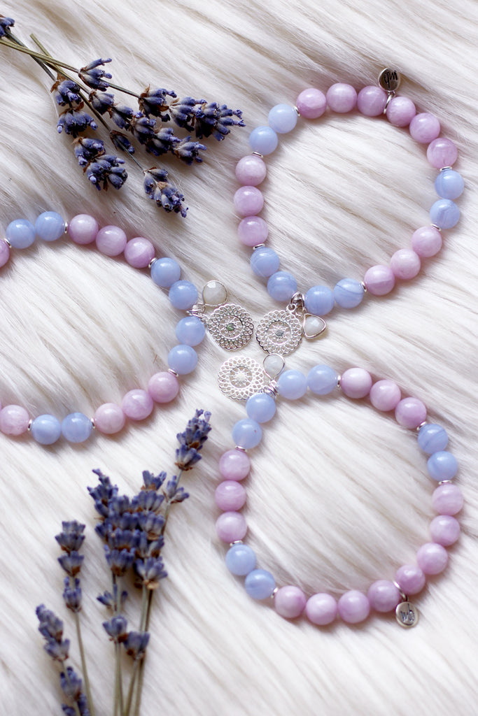 Matriarch :: Cancer Moon Mala Bracelet