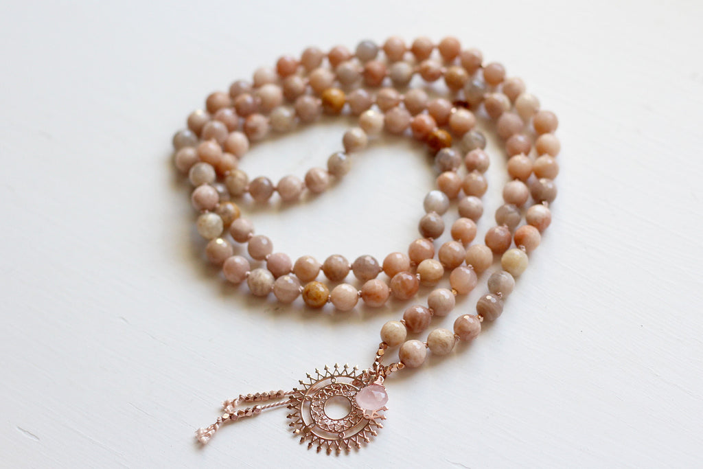 Radiant Light Mala