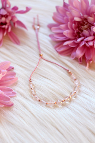 Adventuress Rose Gold Necklace