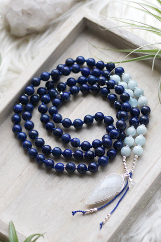 Spiritual ✨Earth Goddess Mala (Yin & Yang Collection)