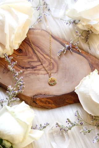 SAMPLE SALE ~ Golden Links Necklace