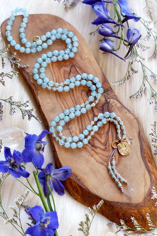 Crystallized Dreams Mala