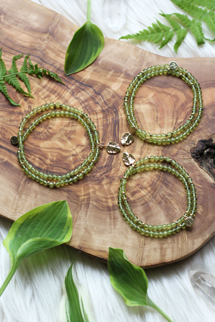 Electric Love Mala Bracelet Wrap 🌿