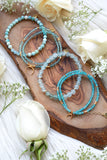 Mermaid Dreams Mala Bracelet Stack {$328 Value}