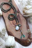 Emerald Serenity Necklace