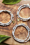 Peace & Clarity Mala Bracelet {Choose Your Charm}