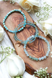 Seas the Day Mala Bracelet Stack {$220 Value}