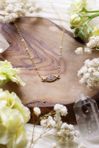 Ascension Gold Necklace