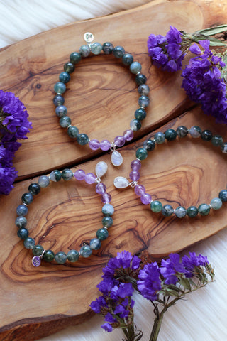 Lavender Goddess Intention Thread Set {$70 value}