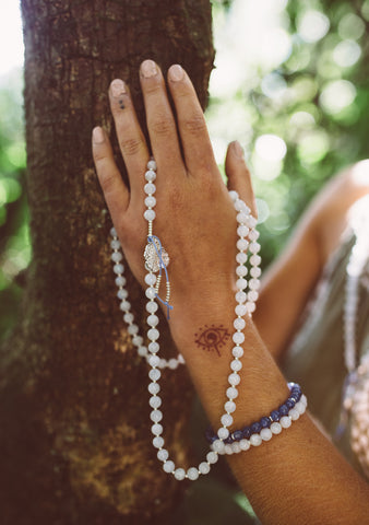 Cosmic Light Mala