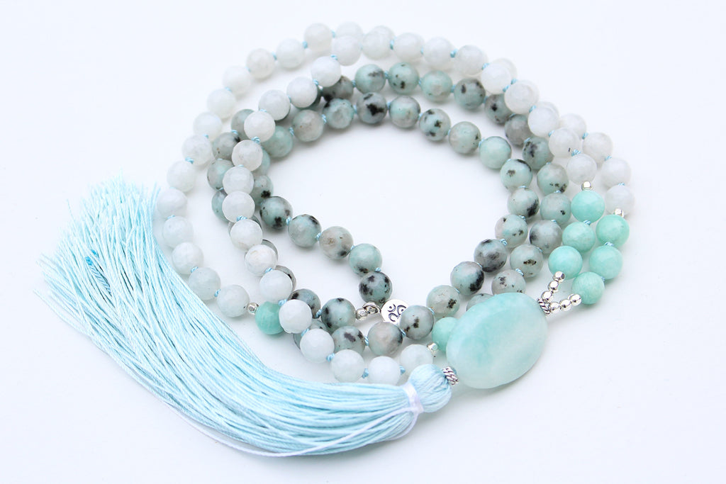 Shine Bright Mala (Yin & Yang Collection)