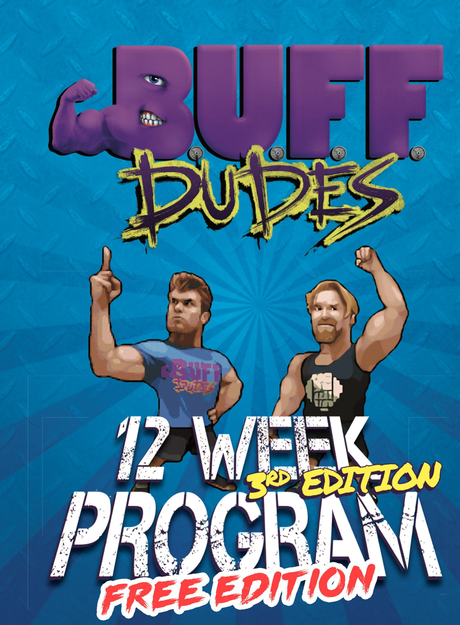 Buff dudes 12 week workout plan