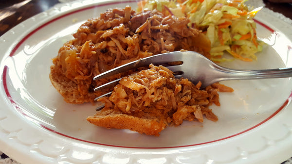 BBQ Pulled Pork & Dr. Pepper Slow Cooker Recipe