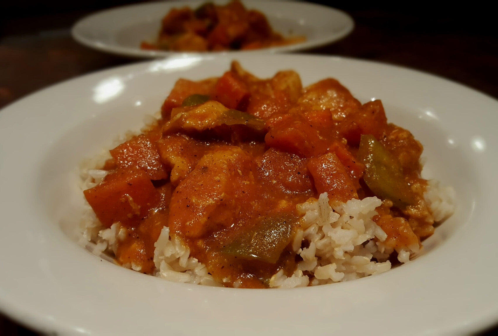 Coconut Curry Chicken Slow Cooker Recipe