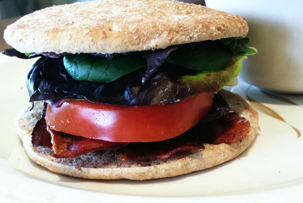 Healthy BLT Sandwich Recipe