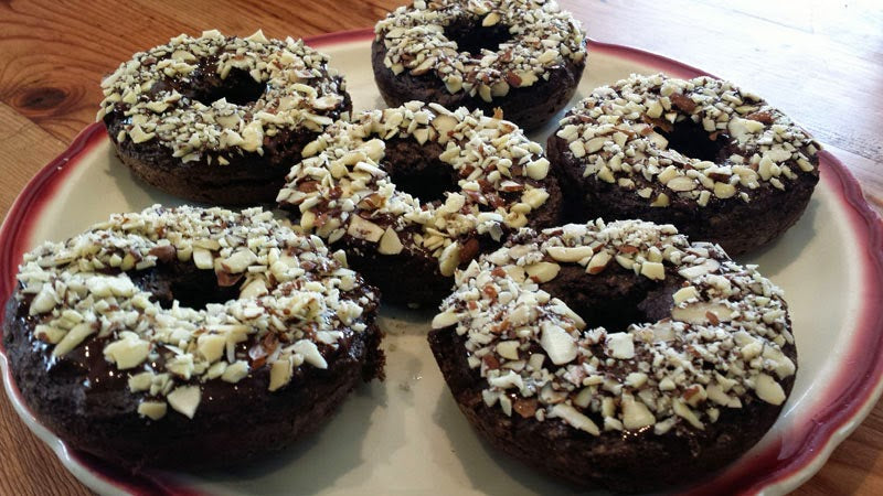 Triple Chocolate Protein Donuts Recipe