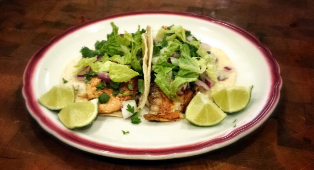 Tilapia Tacos Recipe - Healthy Fish Meal