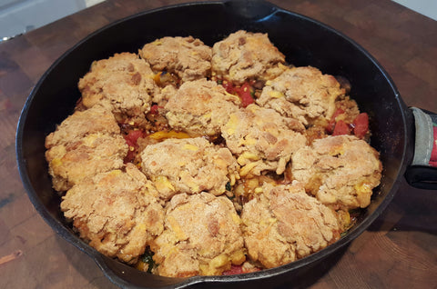 Buff Dudes Turkey Skillet