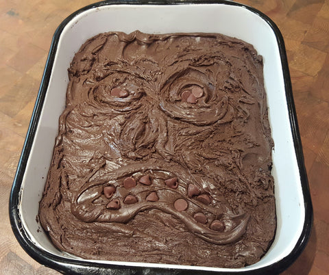 Brownies of the Dead Recipe