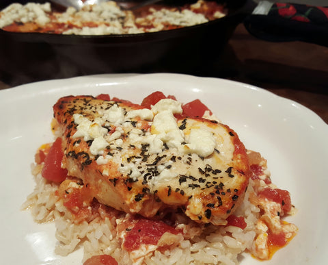 Buff Dudes Baked Chicken Breast in Tomatoes Recipe
