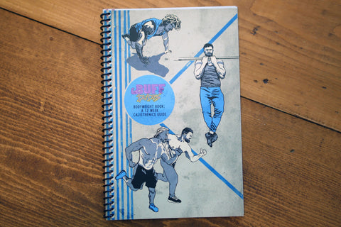 Buff Dudes Bodyweight Book