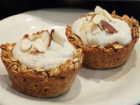 Baked Protein Oatmeal Cups Recipe