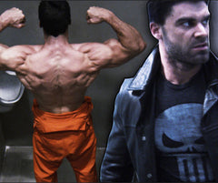 Buff Dudes Punisher Prison Bodyweight Workout