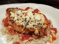 BAKED CHICKEN BREAST IN TOMATOES RECIPE