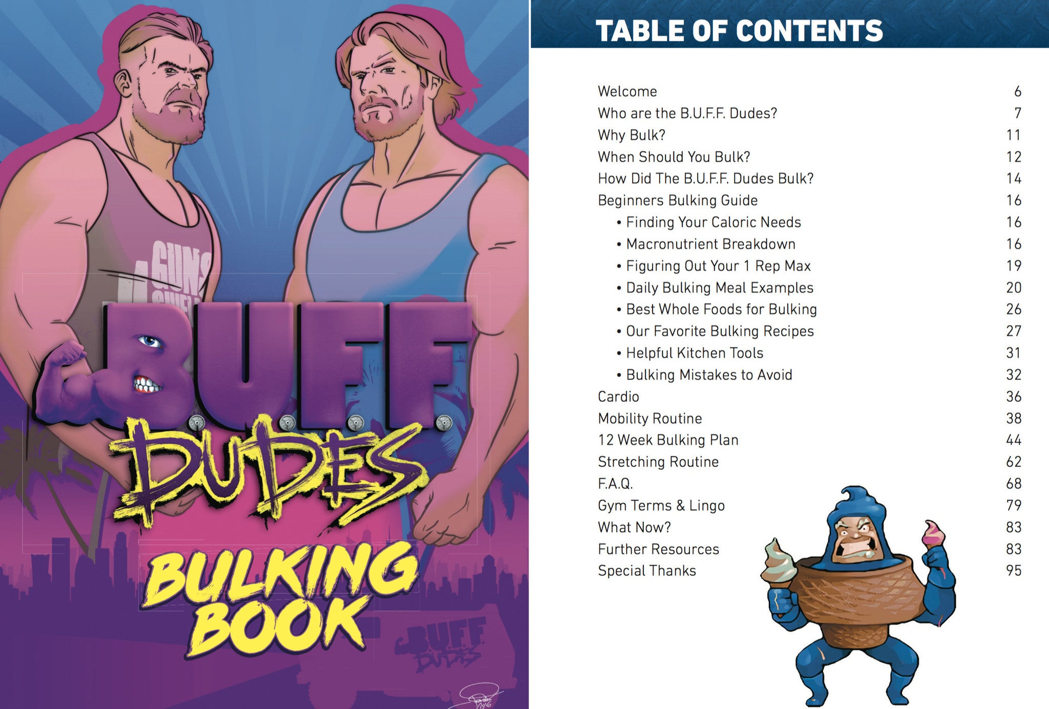 buff dudes cutting plan pdf