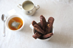 chocolate chili cashew biscotti photo 2