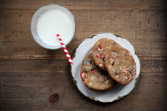 candy cane chocolate crunch photo 1