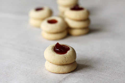 Rose & Black Pepper Thumbprints