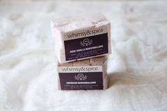 Whimsy & Spice Rose Vanilla Marshmallows