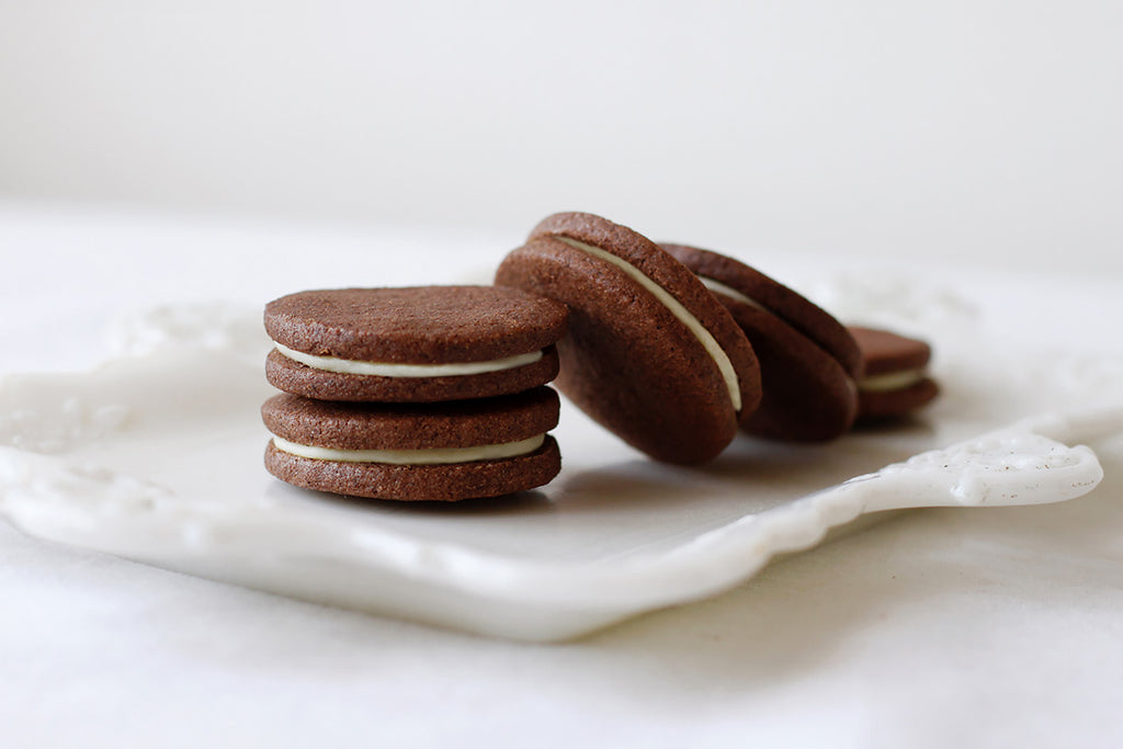 Earl Grey Sandwich Cookies photo 1
