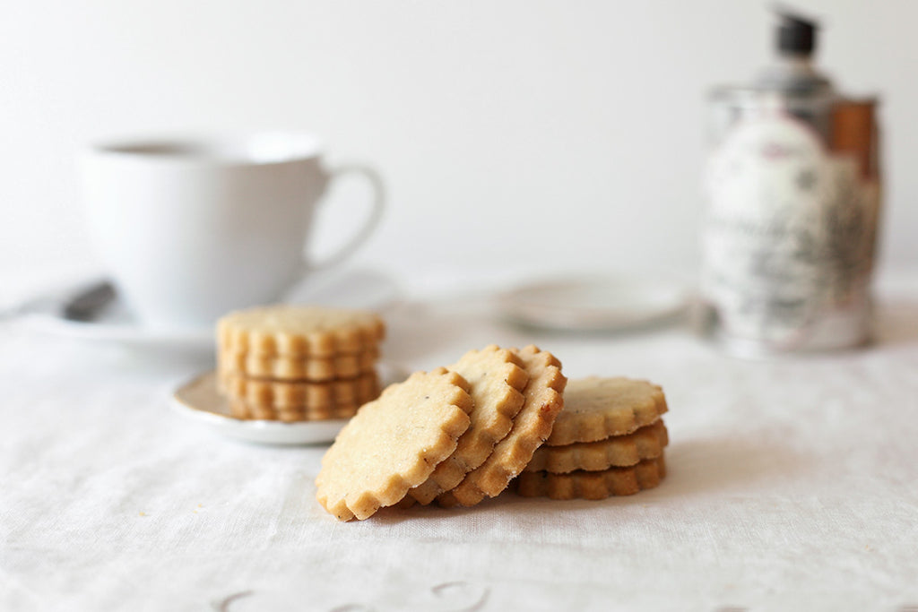 Honey Lavender Shortbread photo 1