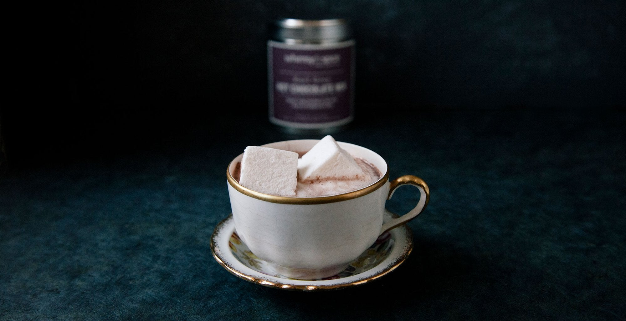 Whimsy & Spice hot chocolate mixes