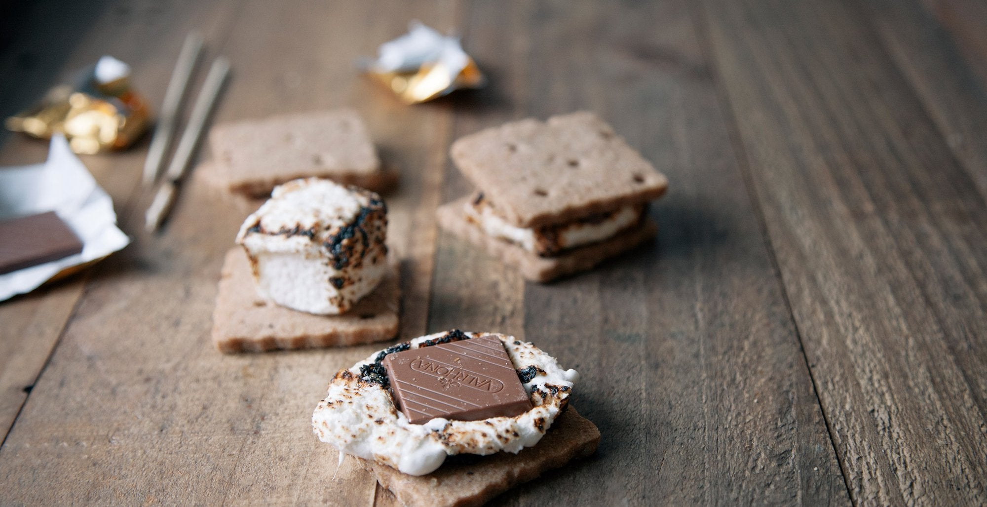 Whimsy & Spice s'mores kit