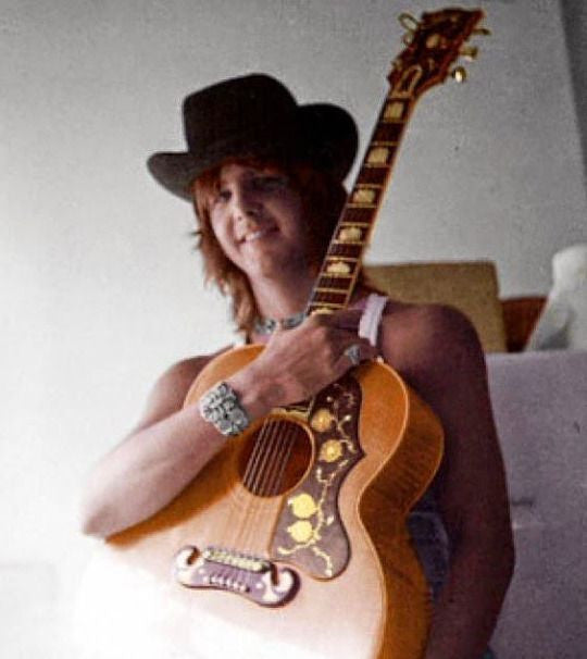 Fallen Angel - Remembering Gram Parsons