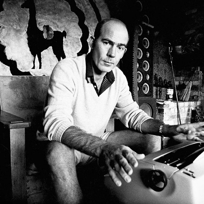Hunter S Thompson T-Shirt collection