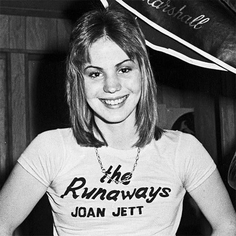Joan Jett T-Shirt Collection