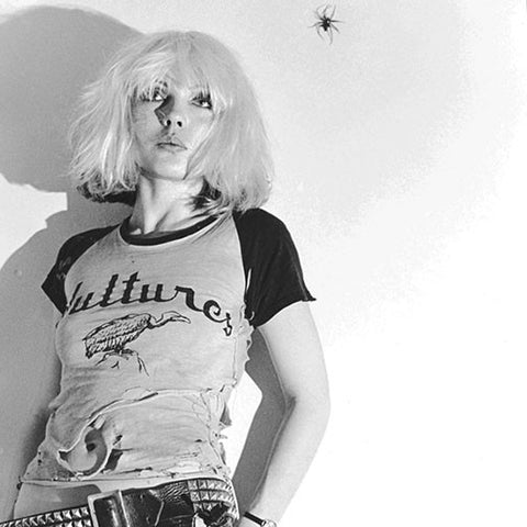 Blondie T-Shirt Collection. Blondie Tees by worn free