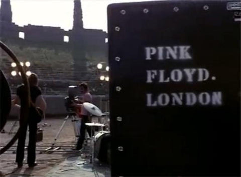 Pink Floyd London Live in Pompeii Shirt