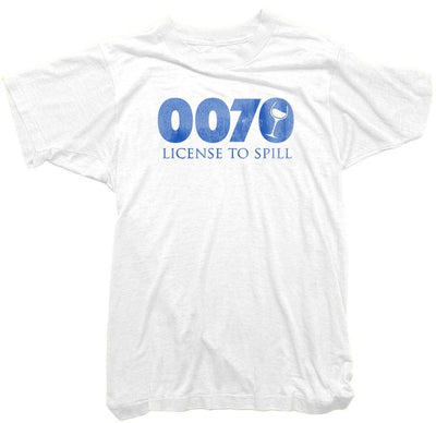 Worn Free T-Shirt - 0070 License to Spill Tee